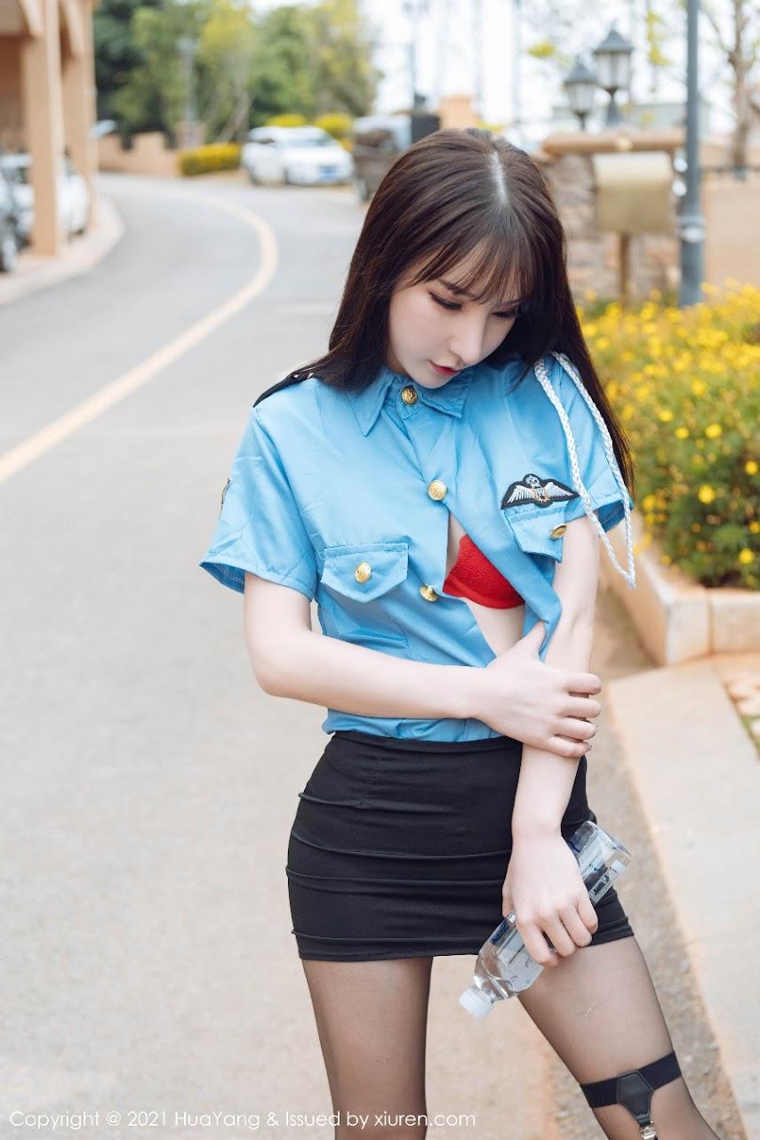 [HuaYang] 2021-01-12 Vol.351 Zhou Yuxi Sandy